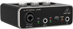 Interfejs audio Behringer U-Phoria UM2