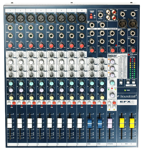 Mikser audio EFX8 Soundcraft