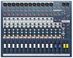 Mikser audio SPIRIT EPM 12ch Soundcraft