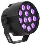 Reflektor LED PAR Ibiza PAR-MINI-UV