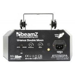Efekt świetlny BeamZ Uranus LED Double Moon 2x3W