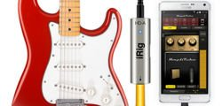 Interfejs gitarowy audio iRig HD-A IK Multimedia